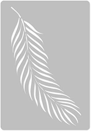 Bildergebnis Fur Palmblatter Printable Blattschablone 9