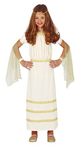 Generique - Disfraz Romana Blanca niña - 10-12 años (142-148 cm)