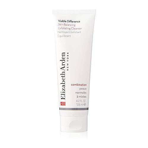 Elizabeth Arden Visible Difference Skin Balancing Exfoliating Cleanser Normale & Mischhaut, 1er Pack (1 x 125 ml)