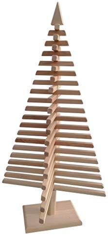 31b5Fg6Y2qL - Sapin de Noël en Bois Déco Réutilisable et Modulable