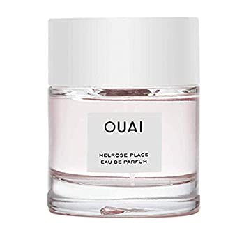 OUAI Melrose Place Eau de Parfum An Elegant Perfume Perfect for Everyday Wear The Fresh Floral Scent has Notes of Champagne Bergamot and Rose and Delicate Hints of Cedawrood and Lychee  1.7 oz