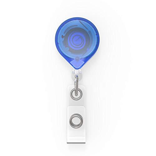 Key-BAK 0 KB MBID Porte-clés Mini Clip Rieffel Suisse Bleu