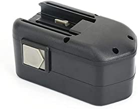 REEXBON 18V 3.0Ah Ni-Mh Replacement Battery for Milwaukee 48-11-2230 48-11-2200 48-11-2232 Chicago Pneumatic 8940158631