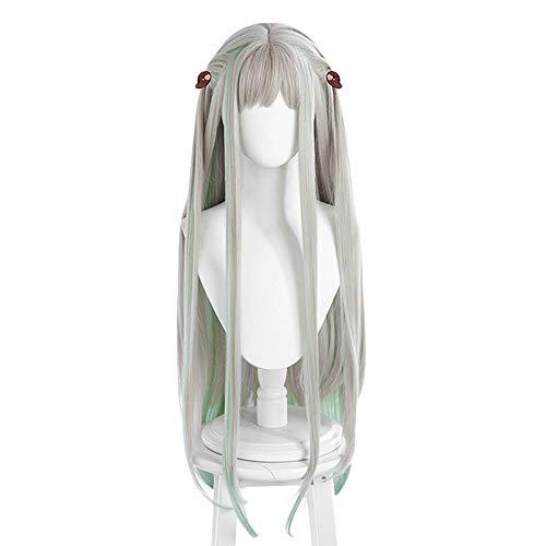 2020 Anime Toilet-Bound Hanako-kun Yashiro Nene Cosplay Wig Long Straight Party Hair Halloween