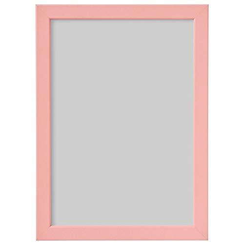 IKEA FISKBO Bilderrahmen (21 x 30 cm, rosa)