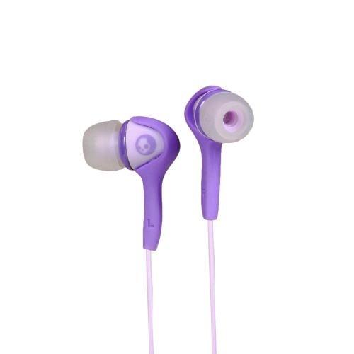 Skullcandy Headphones Smokin' Buds Purple