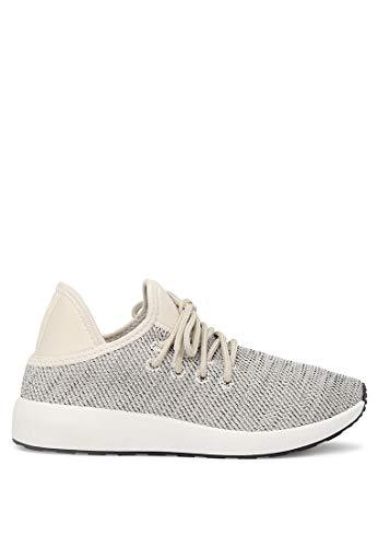 London Rag SH1683 - Zapatillas para Mujer, Color Beige, Talla 35.5