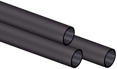 Corsair - Tubo de 12 mm, Hydro X Series, XT Hardline, satén negro