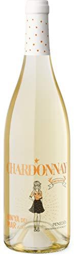 Vinya del Mar Azul Chardonnay - Vino Blanco D.O. Penedés, 750 ml, 1 botella