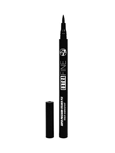 W7 Extra Fine Automatic Eyeliner wasserfest, 1er Pack (1 x 0.7 grams)