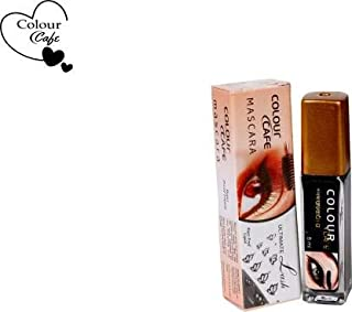 Colour Cafe Maskara 8 ml (Black)