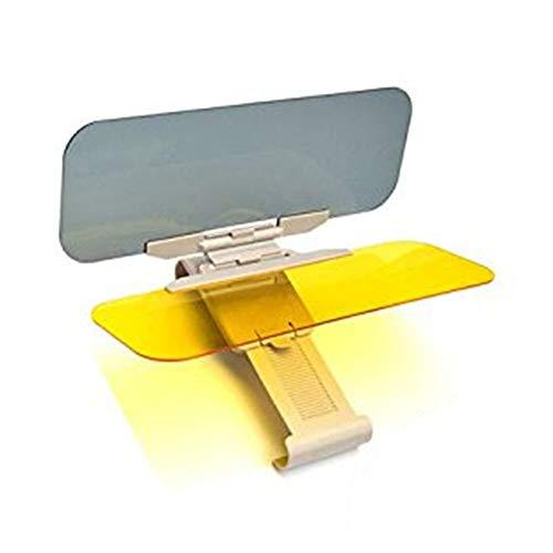 カーバイザー サンバイザー 昼夜兼用 1個セット視界 良好 パーフェクトビュー 自動車 まぶしくない 紫外線...