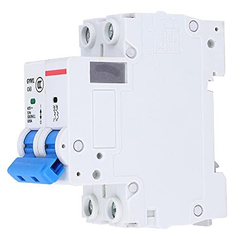 Máximo Circuito Interruptor automático, -25~70°C -5 ~+40 ° C -25~+70°C Circuito Interruptor automático Fuga El plastico