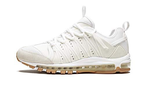 Nike Air Max 97 / Haven/Clot - Zapatillas de correr para hombre Ao2134, (Blanco/Blanco Apagado), 41 EU