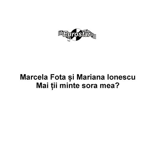 Mariana Ionescu & Marcela Fota