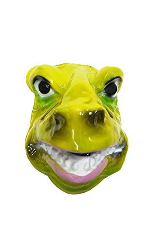 PERFECTECH INTERNAT. TRADING LTD Masque Dinosaure Rex Plastique Rigide