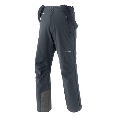 Trangoworld kippure Pantalon Long, Homme XXL Noir