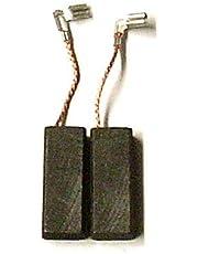 MGE escobillas de carbón Gomes, Compatible Bosch AKE 30-18 S, AKE 35-18 S