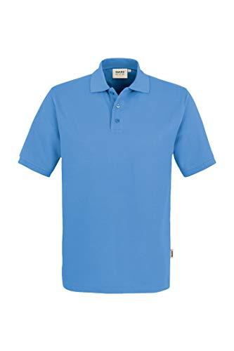 "HAKRO Polo-Shirt ""Performance"" - 816 - malibu-blue - Größe: 4XL"