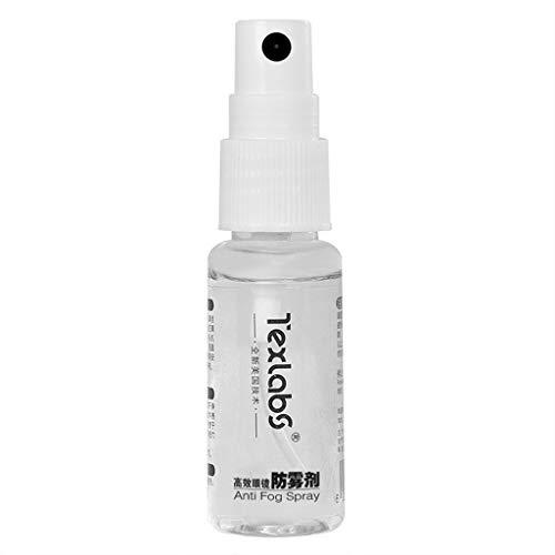 2 Stück Brillenreiniger Spray für unterwegs 40 ml Sprayflasche Pumpflasche Anti-Beschlag-Funktion Nachfüllflasche | antibeschlag | streifenfrei | Auch für Displays, Monitore, Visiere