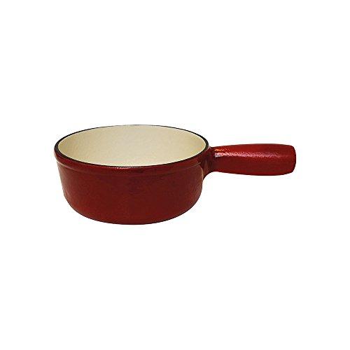 HEIDI Cheese Line 26753500 recipiente de fondue, Hierro Fundido