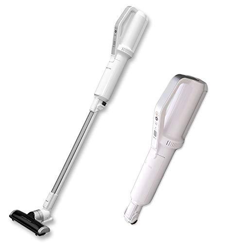 アイリスオーヤマ 極細軽量スティッククリーナー 掃除機 コードレス ホワイト IC-SLDC8-W