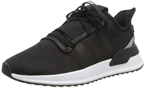 adidas Herren U_Path Run Gymnastikschuhe, Schwarz (Core Black/Core Black/FTWR White Core Black/Core Black/FTWR White), 43 1/3 EU