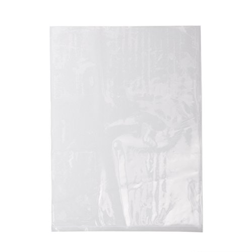Owlpack 4 Mil Poly Bags   Clear Plastic with Open End   Cakepop and Cookie Bags   Apparel Envelopes (6 x 8 Inches, Pack of 100)