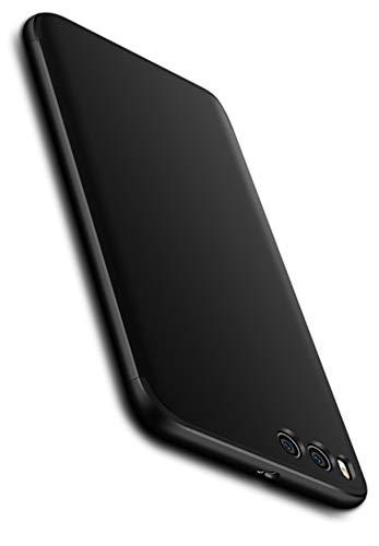XINFENGDI Cover + Pellicola Protettiva Xiaomi Note3,PC Guscio Duro Finitura Matte Anticaduta Antiurto Antipolvere Custodia Smartphone per Xiaomi Note3 - Nero