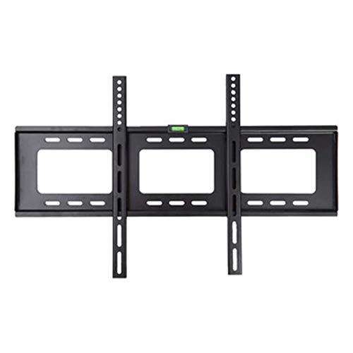 Soporte tv suelo Montaje de TV, soporte de montaje en pared TV TV para la mayoría de los 43-75 en TV, TV de bajo perfil Mountmax VESA 600x400mm, mantenga hasta 198 libras, 32 'a 55' Soporte tv pared