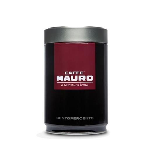 Mauro Kaffee Centopercento 250g gemahlen Dose