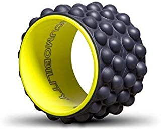 Acumobility The Ultimate Back Roller, myofascial Release, Trigger Point, Yoga Wheel, Foam Roller, Back Pain, Yoga Wheel for Back Pain, Back Massager, deep Tissue, Massage, Exercise, Mobility