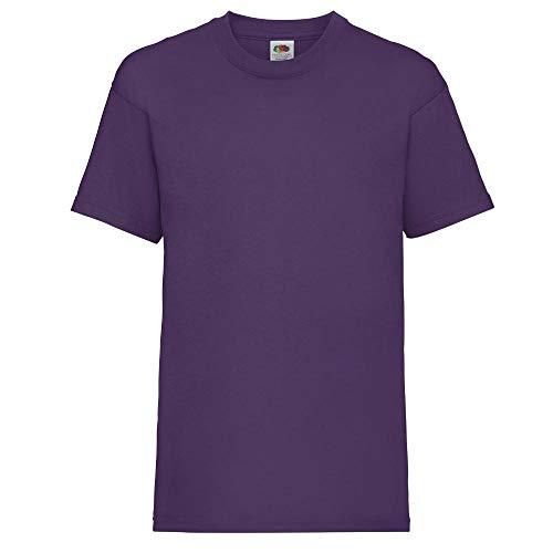 Fruit of the Loom Camiseta para Niñas