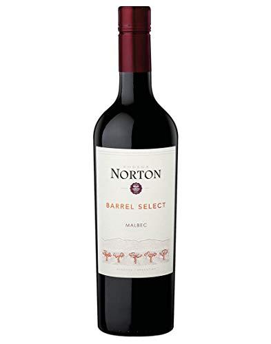 Mendoza IG Malbec Barrel Select Norton 2020 0,75 L