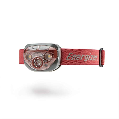 Energizer Amazon Vision HD+ Focus 315 Head Torch, Headlight (Batteries Included)