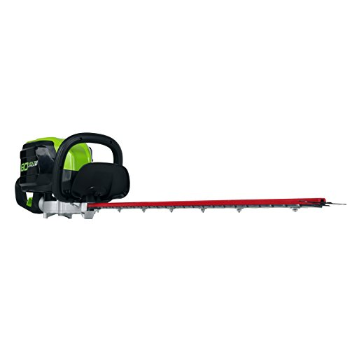 Best Buy! Greenworks PRO 26-Inch 80V Cordless Hedge Trimmer, Battery Not Included GHT80320