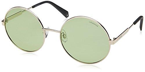 Polaroid PLD 4052/S UC 1ED Occhiali da Sole, Verde (Green/Green Pz), 55 Donna