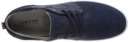 Geox Herren U Smart B Sneaker, Blau - 5