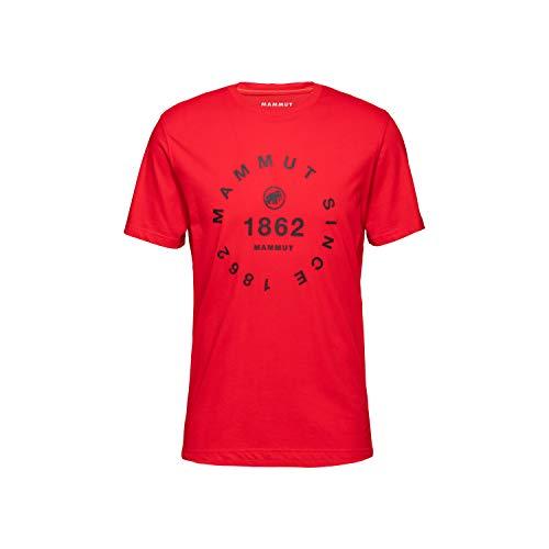 Mammut Camiseta Modelo Camiseta SEILE Hombre Marca