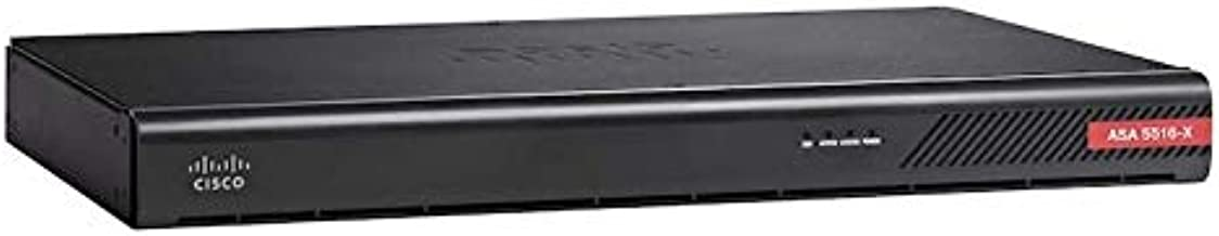 Cisco ASA5516 Security Firewall ASA5516-FPWR-K9 with FirePOWER Services