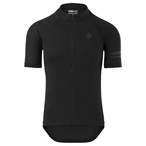 AGU Core Fietsshirt Essential Heren - Zwart