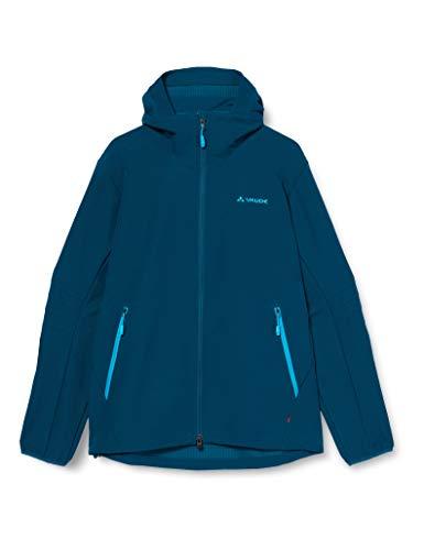 Vaude Herren Jacke Men's Croz Softshell Jacket, baltic sea, XL, 41420
