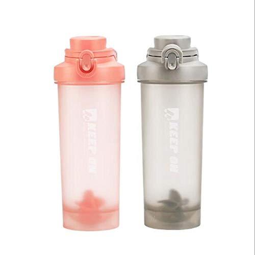 UKKD Protein Shaker Protein Powder Shaker Bottle Sport Gym Bottle Water Bottle Milk Smoothie Bottle Shaker Cup Drinkware