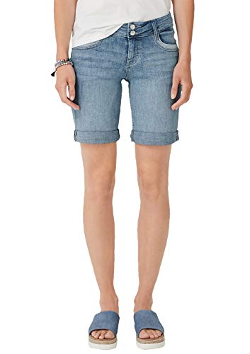 s.Oliver RED LABEL Smart Bermuda: Stretchige Jeansshorts blue denim stretch 44