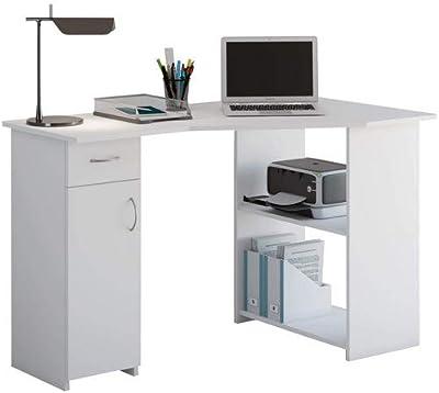 Phönix 805106WE scrivania York, Fissaggio a Parete