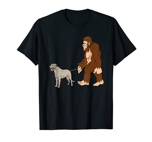 Robust Creative Funny Irish wolfhound -  Fachbodenregal