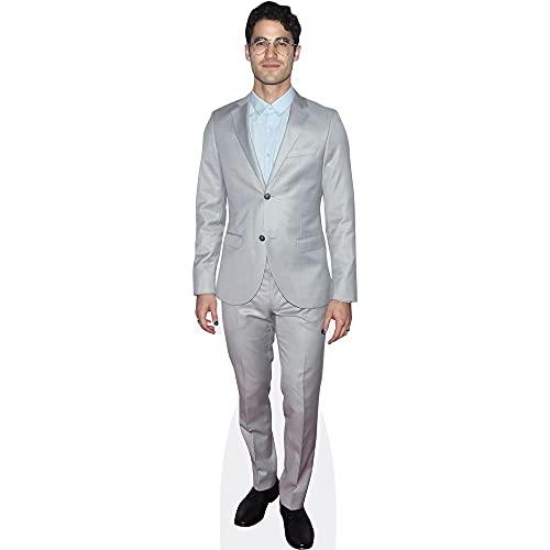 Celebrity Cutouts Darren Criss (Silver Suit) Taille Mini