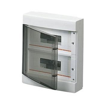Gewiss GW40051 caja el/éctrica 550 mm, 130 mm, 400 mm Caja para cuadro el/éctrico