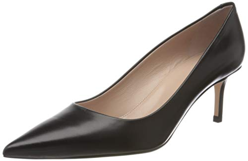 HUGO Damen Ivy Pump 60-C Pumps, Schwarz (Black 001), 36 EU