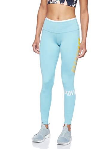 PUMA Modern Sport Leggings Mallas Deporte, Mujer, Milky Blue, S